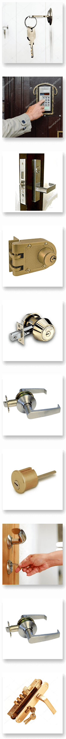 Mobile - Commercial Locks